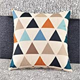 Longless Pillow cushion sofa pillow chip-cotton linen pillow back lumbar pillow linen pillow sets with chipset