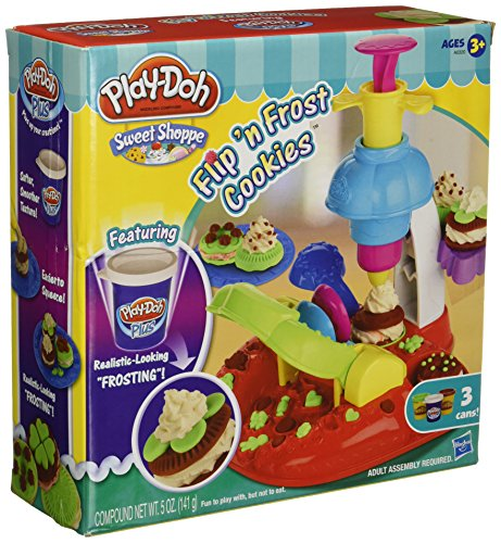 Play-Doh Sweet Shoppe Cookie Creations (Shoppe Play-doh Sweet)