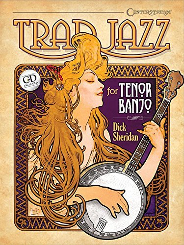 Trad Jazz for Tenor Banjo by Dick Sheridan (2014-11-14)