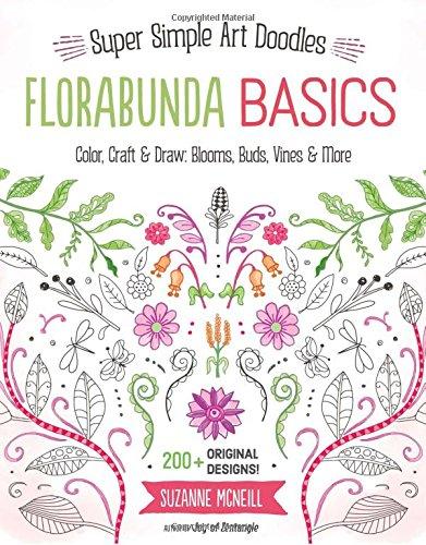 florabunda-basics-super-simple-art-doodles-color-craft-draw-blooms-buds-vines-more