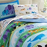 Best Lightweight Comforters - Olive Kids Endangered Animals Light Weight Twin Comforter Review