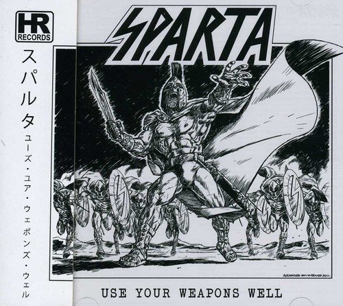 Sparta: Use Your Weapons Well (Doppel-CD) (Audio CD)