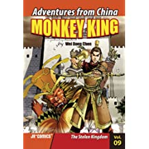 The Stolen Kingdom (Adventures from China: Monkey King)