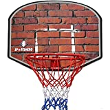 Basketball Backboard Set Hoop Ball Net * Dimensions: Length 80 cm x Height