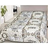 bett sofa berwurf gesteppt 220 x 240 tagesdecke berwurf bett husse decke xxl design 4. Black Bedroom Furniture Sets. Home Design Ideas