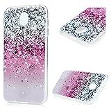 Funda para Samsung Galaxy J5 2017, YOKIRIN Carcasa de Suave TPU Gel Alta Resistencia a los Arañazos Desgastes Suciedades Cover para Samsung Galaxy J5 2017 de Color Puro - pequeña perla