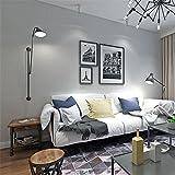 moderne einfach flache graue nachahmung tapete nonwoven - stoff wohn - und schlafzimmer zimmer modeshop nordischen tapete rollt,ein