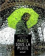 Paris sous la pluie de Christophe Jacrot