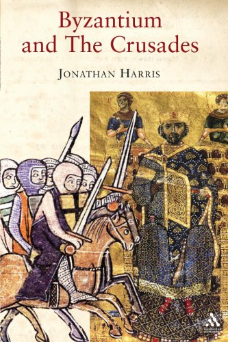 Byzantium and the Crusades (Crusader Worlds) por Jonathan Harris