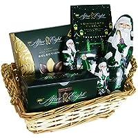 Coffret Cadeau de Noël avec Nestlé After Eight (avec 6 pièces)