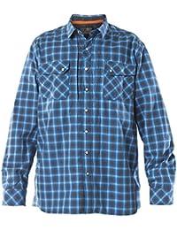 5.11 Hommes Flanelle Manches Longues Shirt Sapphire