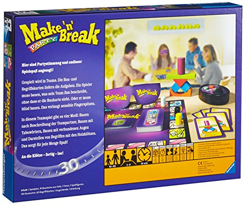 Ravensburger – Make'n Break Party - 2