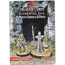 Battlefront Miniature D&D Elemental Evil Marlos Urnrayle 2 Figure by Battlefront Miniature