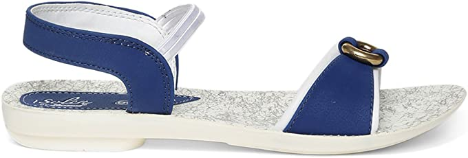 PARAGON SOLEA Women's Blue Sandals