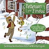 Pettersson & Findus - CD / Schneeballschlacht und Winterspaß