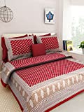 #10: Bedsheets for double bed cotton