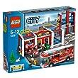 Lego - 7208 - Jeu de Construction - Lego City - La Caserne des Pompiers