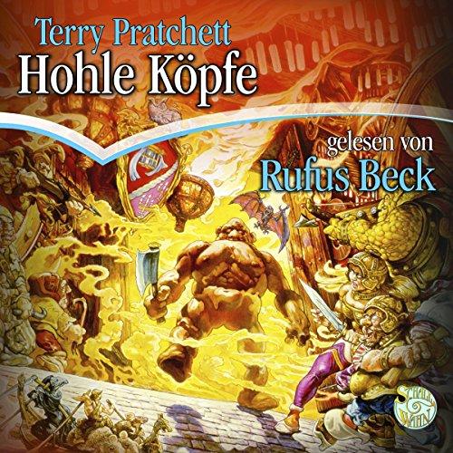 Buchseite und Rezensionen zu 'Hohle Köpfe' von Terry Pratchett