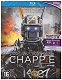 Chappie [Blu Ray + Digital HD Ultraviolet]