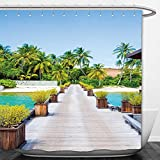 Best Epic Furnishings Beds - Beshowere Shower Curtain epic entrance from the jetty Review