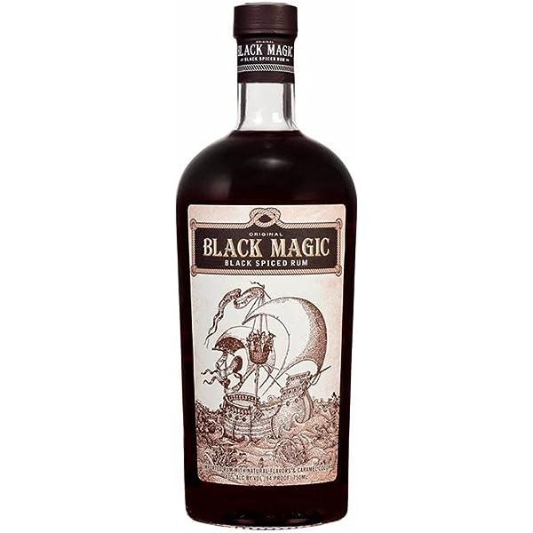 Black Magic Spiced Ron - 700 ml: Amazon.es: Alimentación y ...