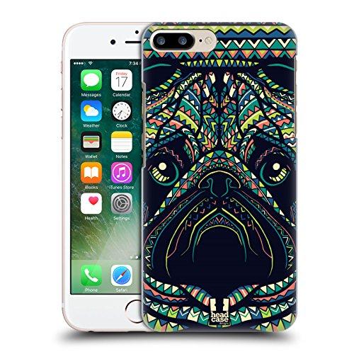 Head Case Designs Loup Animaux Aztèques 3 Étui Coque D'Arrière Rigide Pour Apple iPhone 6 / 6s Carlin