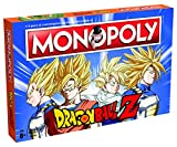 Winning Moves Gioco da Tavolo-Monopoly Dragon Ball-ITA, 29896