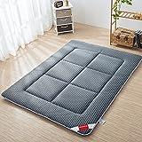 YCTTMM Dicker matratze,Matt Mat Thai-Massage Bett Stock-Bett Betten im schlafsaal Student-A 100x200cm(39x79inch)