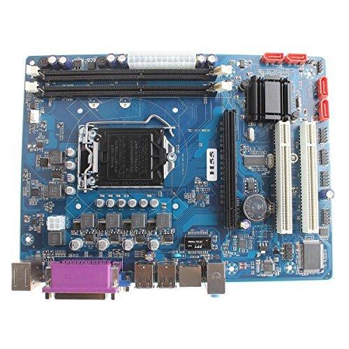 New Generic H55 Micro Atx Socket H/lga 1156 Computer Motherboard