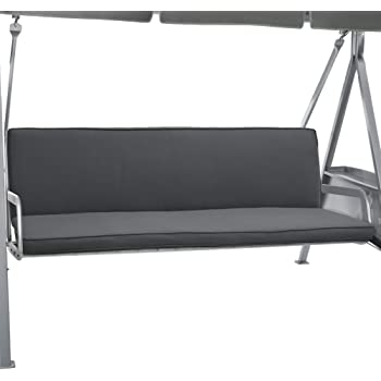 Water Resistant Swing Seat Bench Cushion For Garden Hammock