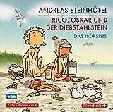 Rico, Oskar und der Diebstahlstein - Das Hörspiel: 2 CDs