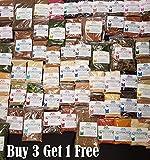 Kauf 3 Und Bekomme 1 Gratis Dazu - Kräuter und Gewürze - 4 Artikel in den Warenkorb legen (41 Golden Leinsamen 100g)