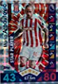 Match Attax 16/17 > Marko Arnautovic Stoke City > #251