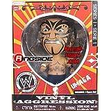 UMAGA VINYL AGGRESSION SERIES 1 WWE JAKKS 3 INCH ACTION FIGURE TOY by Jakks
