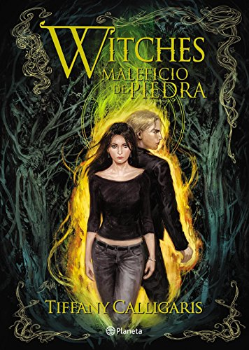 Witches. Maleficio de piedra - Witches 03, Tiffany Calligaris (rom) 61h%2B4dRr4OL