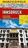 Innsbruck Marco Polo City Map: 1:10 000: Stadsplattegrond 1:10 000