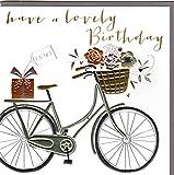 Belly Button Designs Paloma Geburtstagskarte
