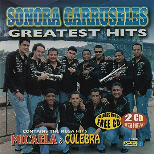Greatest Hits - Sonora Carruseles La