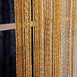 Dekorative tür zeichenfolge vorhang perlen,Niedliche streifen quaste für hochzeit kaffee restaurant hausteile Champagner-B