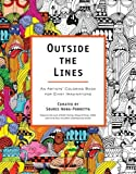 Outside the Lines: An Artists' Coloring Book for Giant Imaginations by Souris Hong-Porretta (2013-09-03)