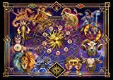 Schmidt 59356 Ciro Marchetti Signs of the Zodiac Premium Quality Jigsaw Puzzle (1000-Piece)