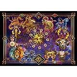 Schmidt 59356 Ciro Marchetti Signs of the Zodiac Premium Quality Jigsaw Puzzle (1000-Piece)