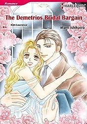 THE DEMETRIOS BRIDAL BARGAIN (Harlequin comics)