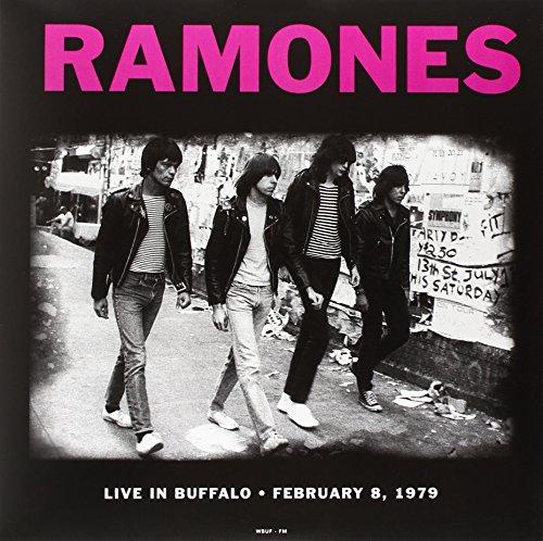 Live in Buffalo 8 February 1979