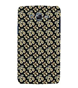 Fuson Premium Back Case Cover Butterfly pattern With yellow Background Degined For Samsung Galaxy Grand Neo::Samsung Galaxy Grand Neo i9060
