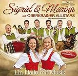 Songtexte von Sigrid & Marina - Ein Hallo mit Musik