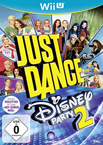 Just Dance Disney Party 2 - [Importación Alemana]