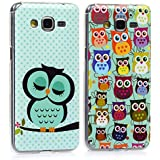 TINXI 71229 G530 Galaxy Grand Prime OWL 2PK