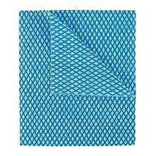 2Work CCYC42BDI - Panni economici, 42 x 35 cm, confezione da 50 pezzi