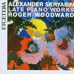 Scriabin Klavierwerke Woodward